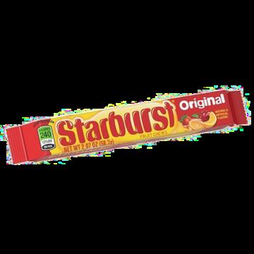 Bomboane Gumate Americane Starburst Fruit Chews Starburst Candy Chewy Candy