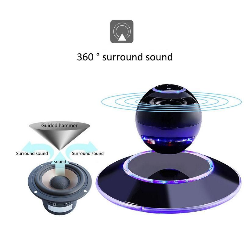 wireless office speakers. Wireless Bluetooth 4.0 Speaker Portable Magnetic Office Speakers