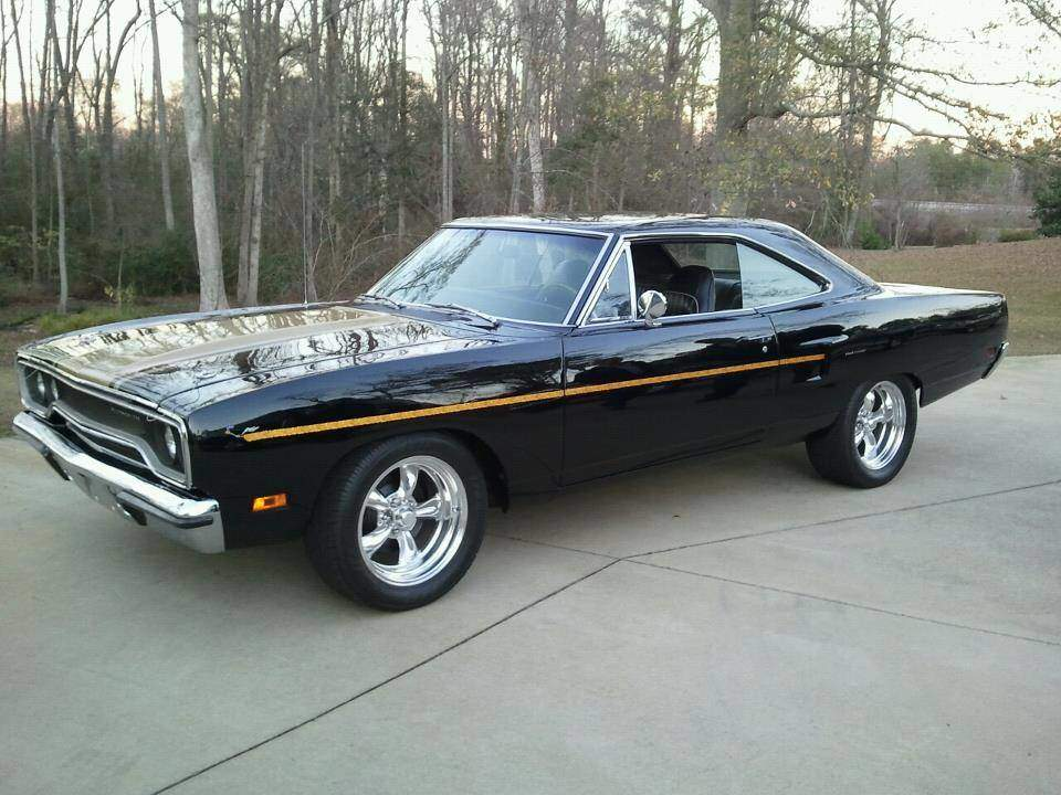 This Beautiful 1970 Plymouth Road Runner Is A Classic Muscle Car
