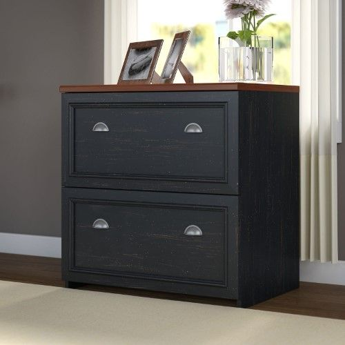 Fairview Lateral File Cabinet Antique Black Filing Cabinet Bush Furniture Lateral File Cabinet