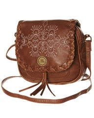 RIP CURL ANGIE FESTIVAL BAG - TAN on http://www.surfstitch.com