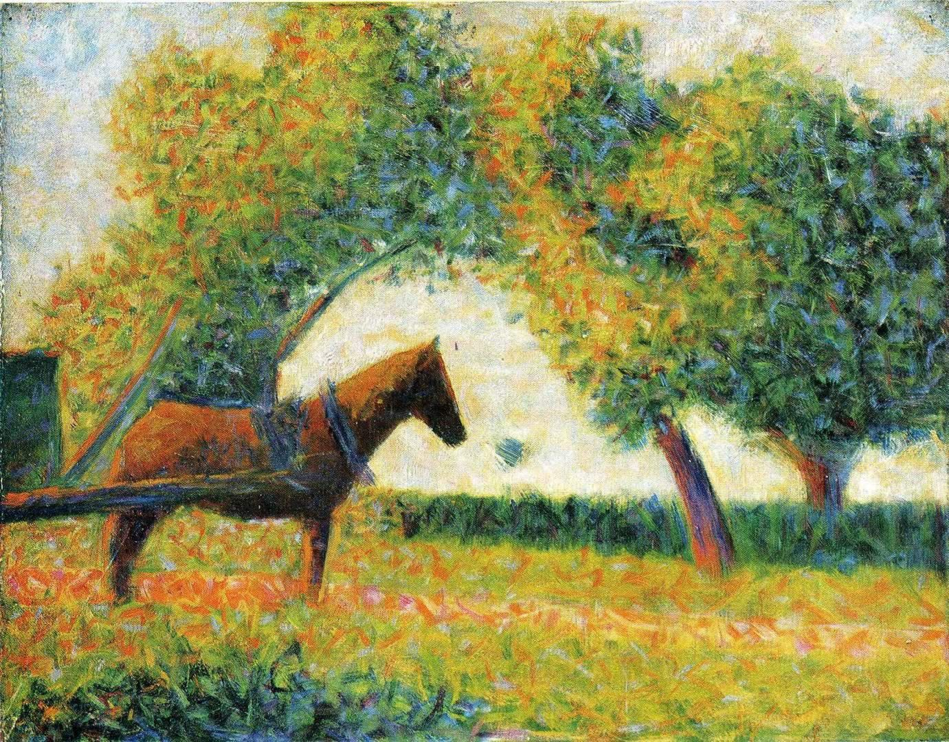 Pics For > Georges Seurat Most Famous Paintings | Georges Seurat ...