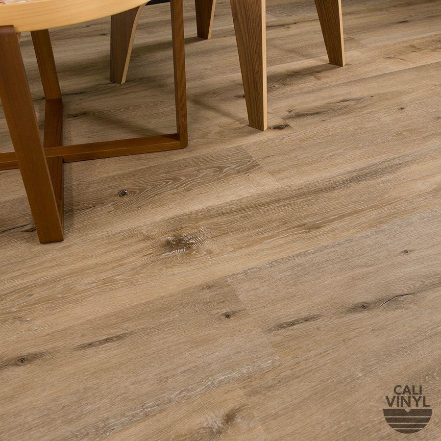 Vinyl Planks Aged Hickory Wide Click Flooring Cali