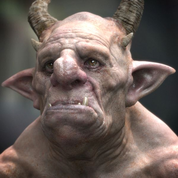 jaenii the ogre said my name is jaenii well then i smiled