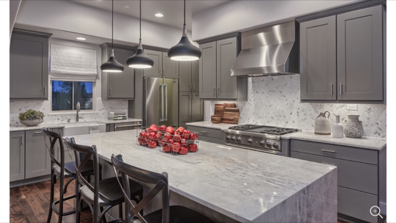 Pin By Tammy Thooft On Kitchen Transitional Kitchen Design Grey Kitchen Cabinets Transitional Kitchen