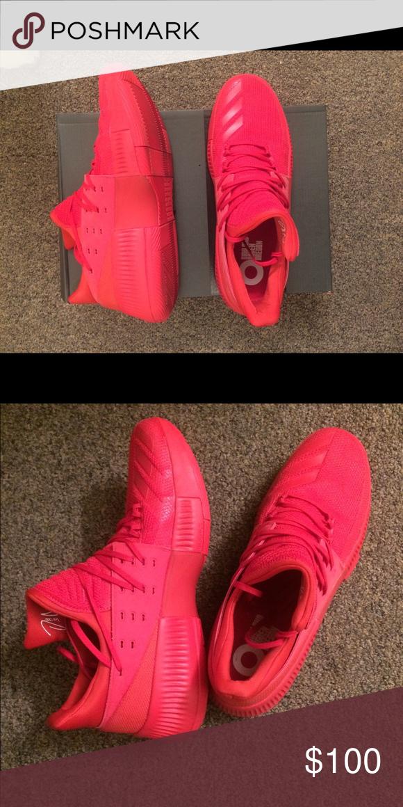 Adidas Dame 3 (Damian Lillard) Brand Scarpe Nuove Scarpe Da Ginnastica Mio