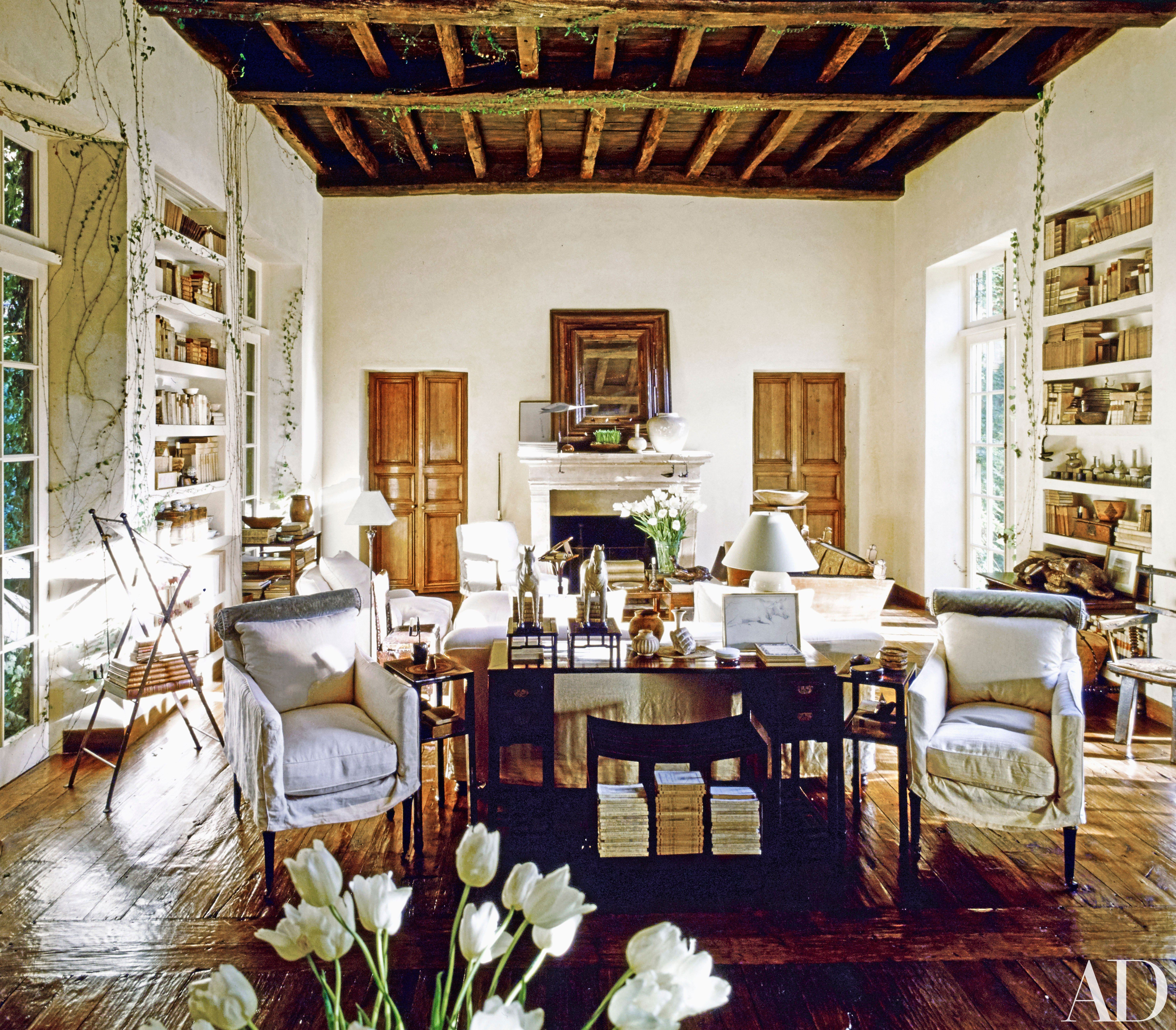 Home decorators collection revisited southern hospitality - Go Inside 15 Designers Own Homes