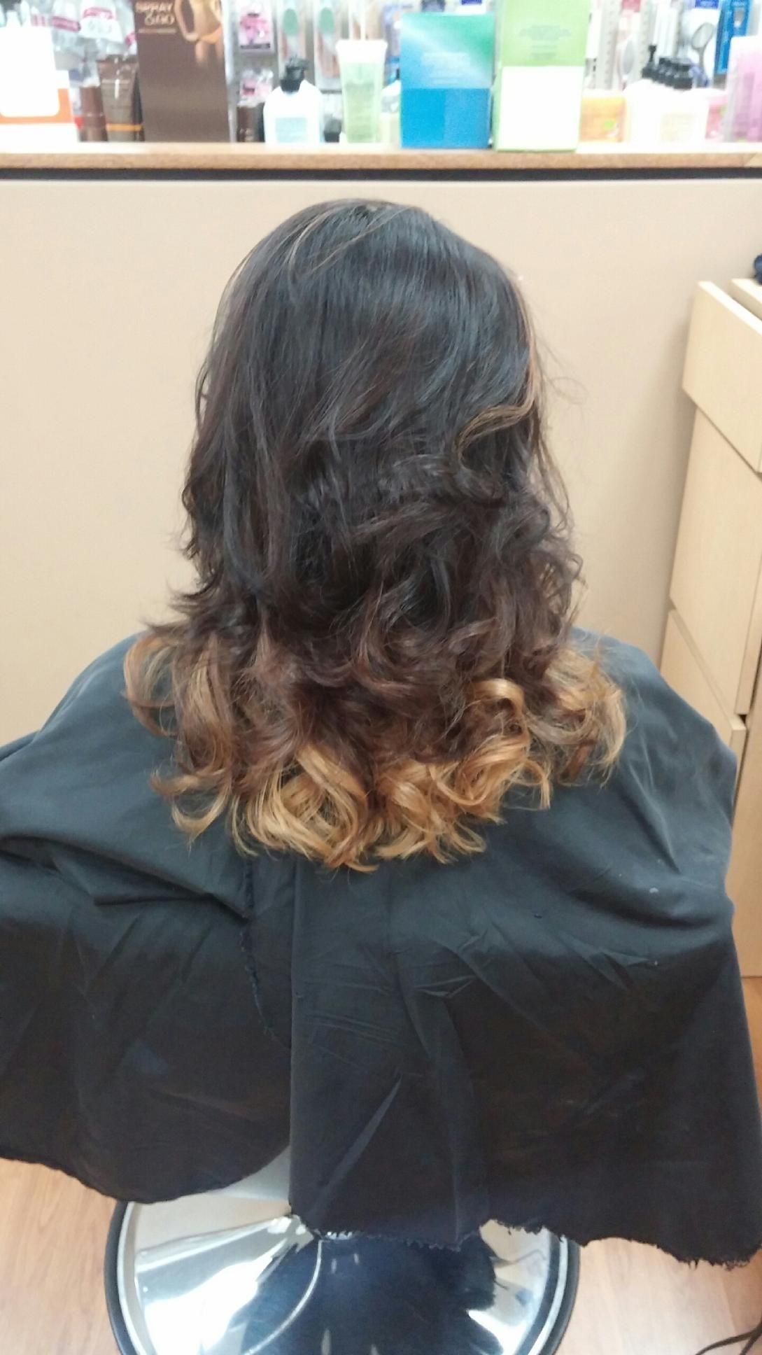 Ombré done by Julie | Long hair styles, Hair styles, Hair