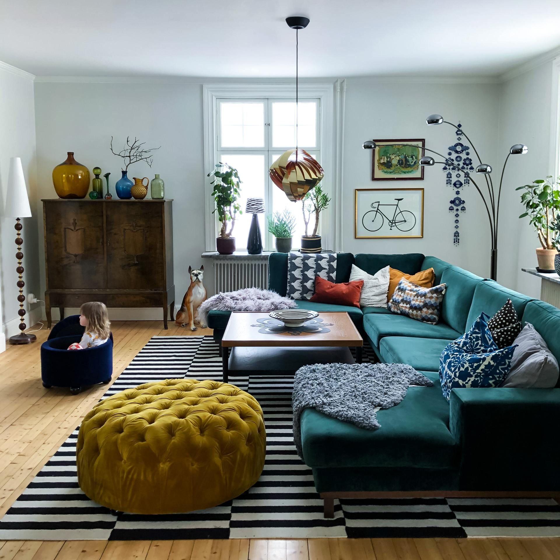 """Messy Living Room: @vi.flydde.storstan: """"Jag Har Gått Bananas I Lekrummet"""