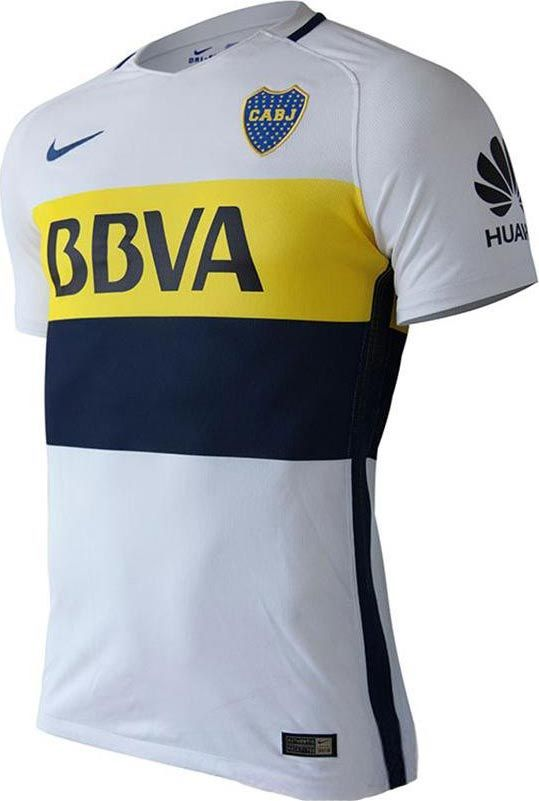 2725d1a949 The new Boca Juniors 16-17 home and away kit once again introduce  interesting and unique designs for the Argentine club