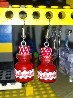 marmalade earrings