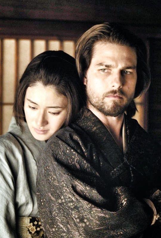 The Last Samurai Koyuki As Taka Tom Cruise Nathan Algren