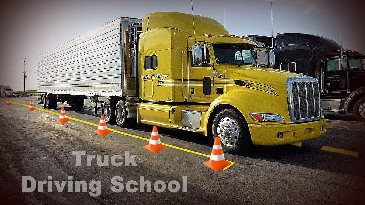 Truck driving schools, truck driver training schools near