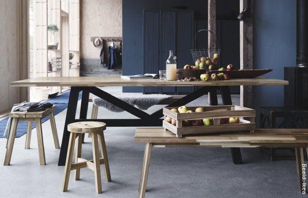 Ikea acaciahout collectie kogsta u2013 nieuwe ikea meubels