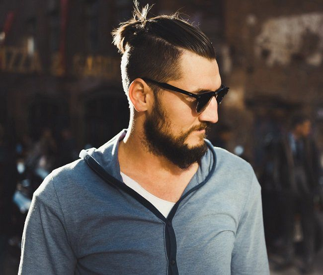 12 Peinados Para Hombres Con Pelo Corto Y Largo Holiwiis