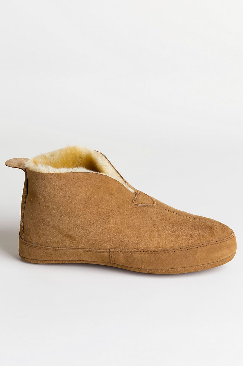 5578fa7eb05 Men s Leo Soft-Sole Australian Sheepskin Slippers