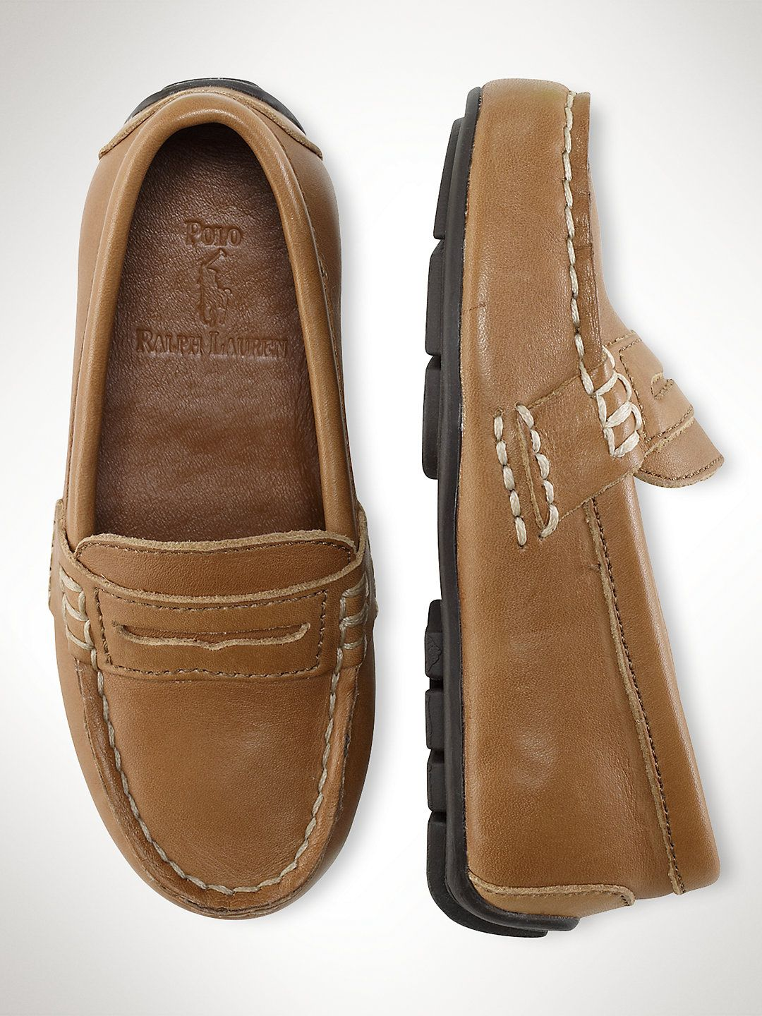 dbe72d246b1 Telly Penny Loafer - Toddler 4-10 Shoes - RalphLauren.com