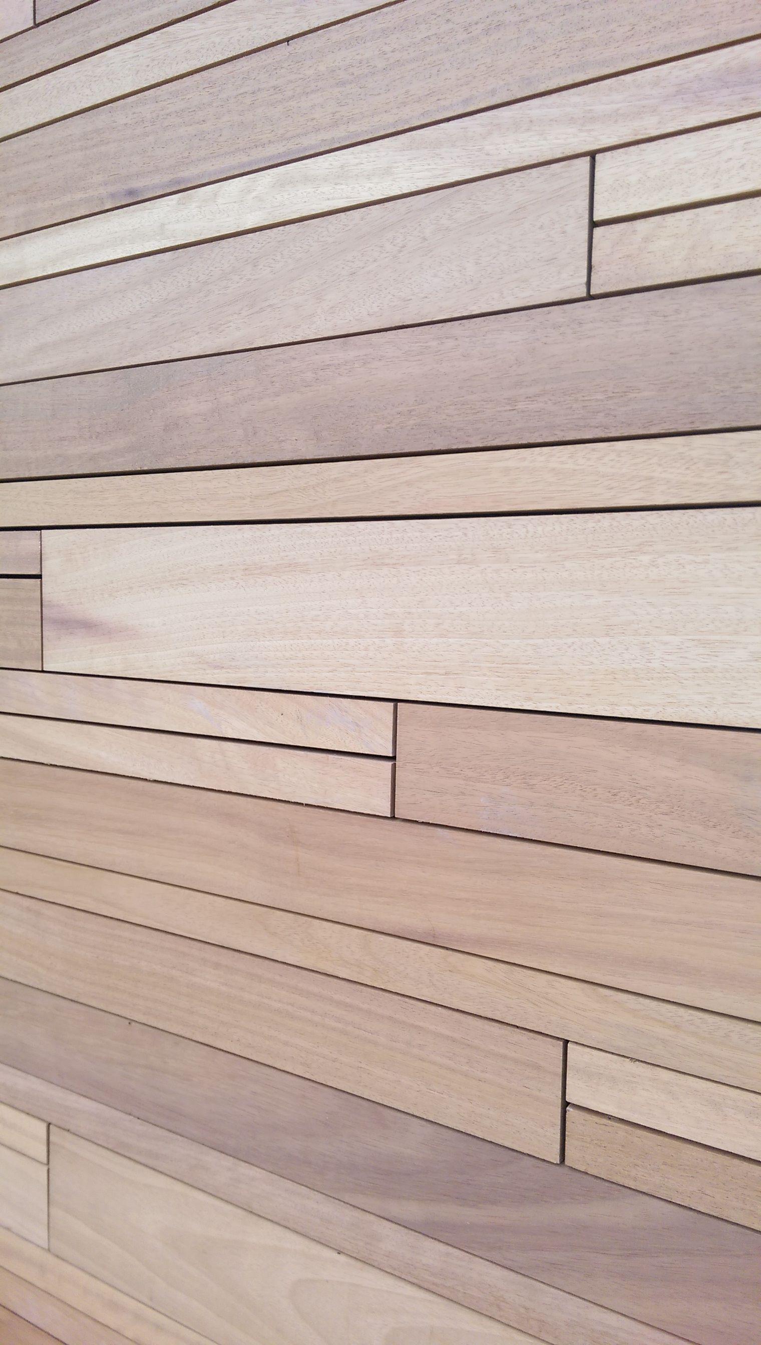 Iroko cladding riverside house henley adlon - Wooden cladding for exterior walls ...