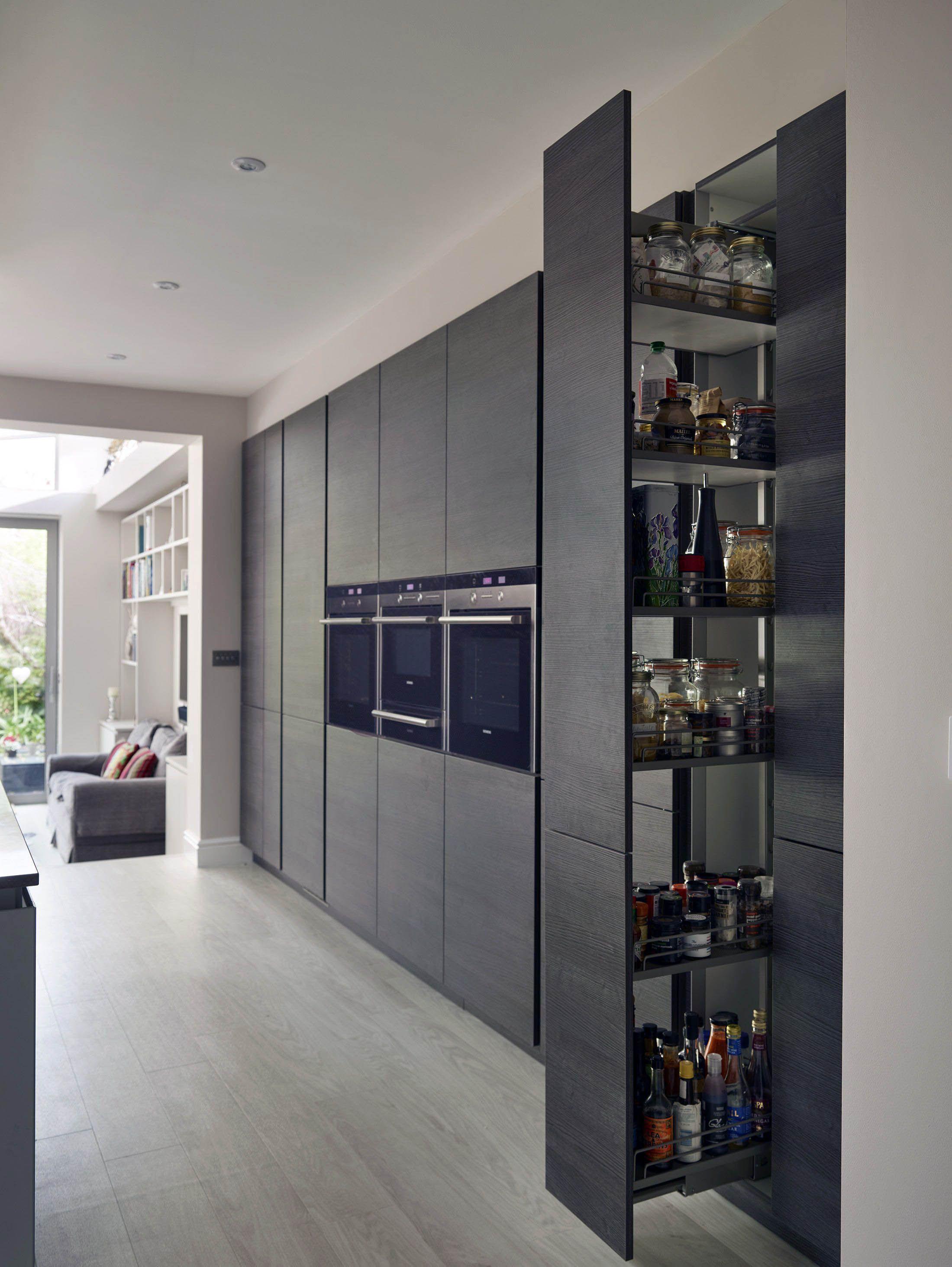 Unfamiliar Retro Kitchen Pantry Cabinet Just On Homesable Com Modern Kitchen Design Pantry Design Kitchen Pantry Design