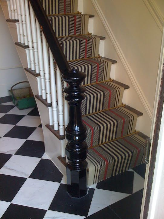Best Trend Alert Stairs And Stripes Stairs Stair Runner 400 x 300
