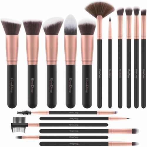 Détails sur EmaxDesign Pinceaux Maquillage Professionnel