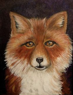 Deliberately Creative: What did the Fox say?
