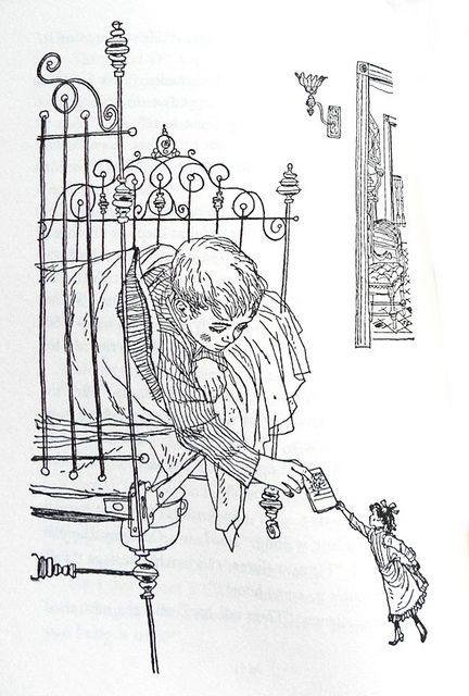 Krush14 by leifpeng on Flickr.Vintage illustration crush