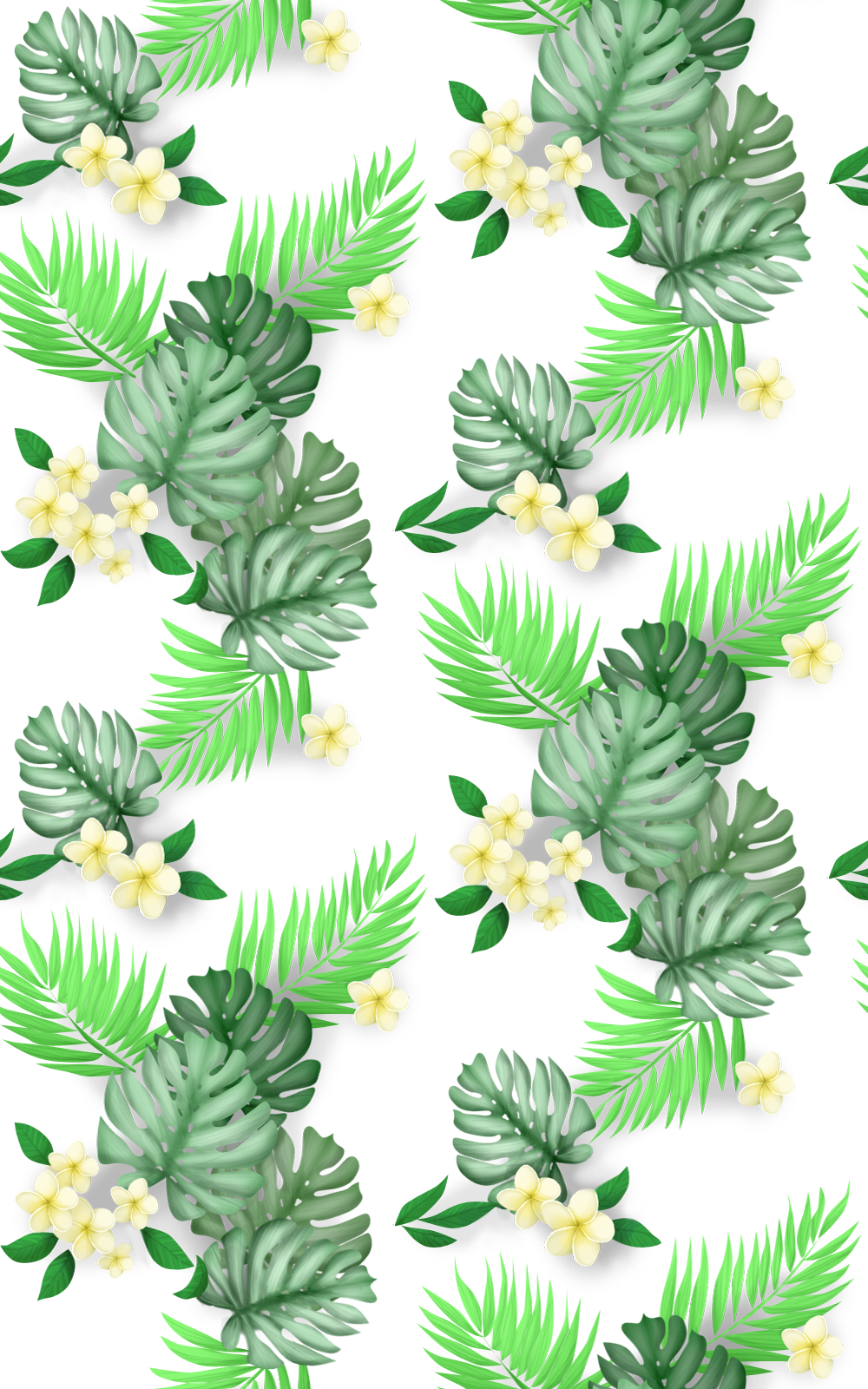 Hawaiian Flower Photoshop Pattern Amazing Works Pinterest