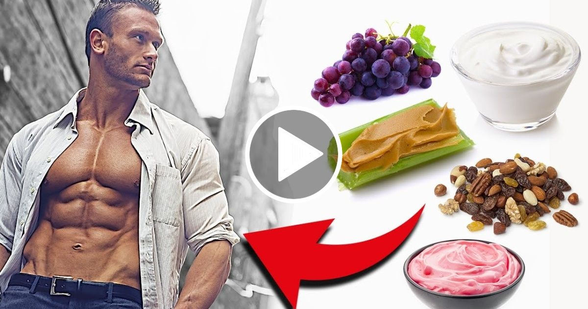 5 Healthy Snacks That Kill Sugar Cravings With Thomas Delauer Ceo Fitness Model Fit Life Videos Thomas Delauer Healthy Recipe Videos Healthy Snacks