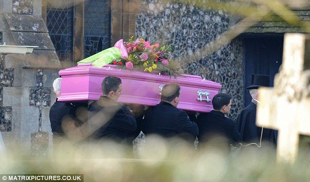 Casket Amy Open Winehouse