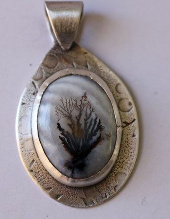 Amazing and unusual dendritic agate pendant by beadingartist1 amazing and unusual dendritic agate pendant by beadingartist1 9400 aloadofball Images