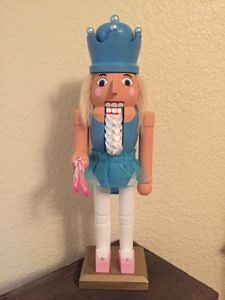 CLICK HERE TO PURCHASE from CustomNutcrackers.com. Get this unique Ballerina…
