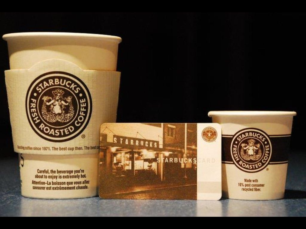 Seattle coffee aroma hot coffee disposable coffee cup