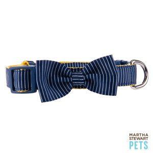 Martha Stewart Pets Bow Dog Collar Collars Petsmart Pet Bows Martha Stewart Pets Dog Collar