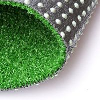 Astro Turf will be used in lieu of a large area rug. A little white paint, fine lines & numbering...wha-la! Instant Football Field Rug!