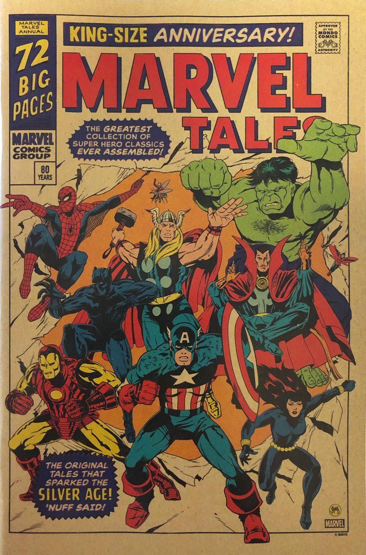 Marvel Tales Captain America #1 Marvel Comics 2019