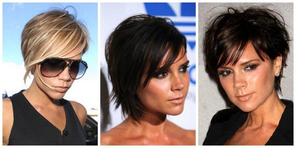 victoria beckam coiffure cheveux courts Coiffures