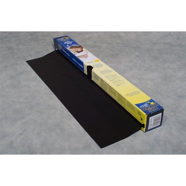 Magic Blackout Blind Roll 50 Ft2 Static Cling Filmtools Blackout Blinds Sliding Door Blinds Diy Blinds
