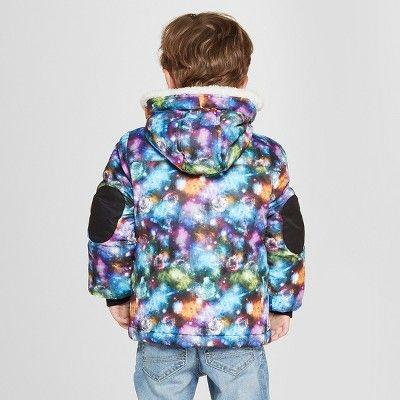 86cde933b9c8 Toddler Boys  Galaxy Softshell Jacket - Cat   Jack Black 6 ...