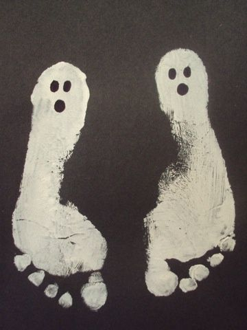 halloween Kid party fun Pinterest Halloween ghosts - how to make homemade halloween decorations for kids