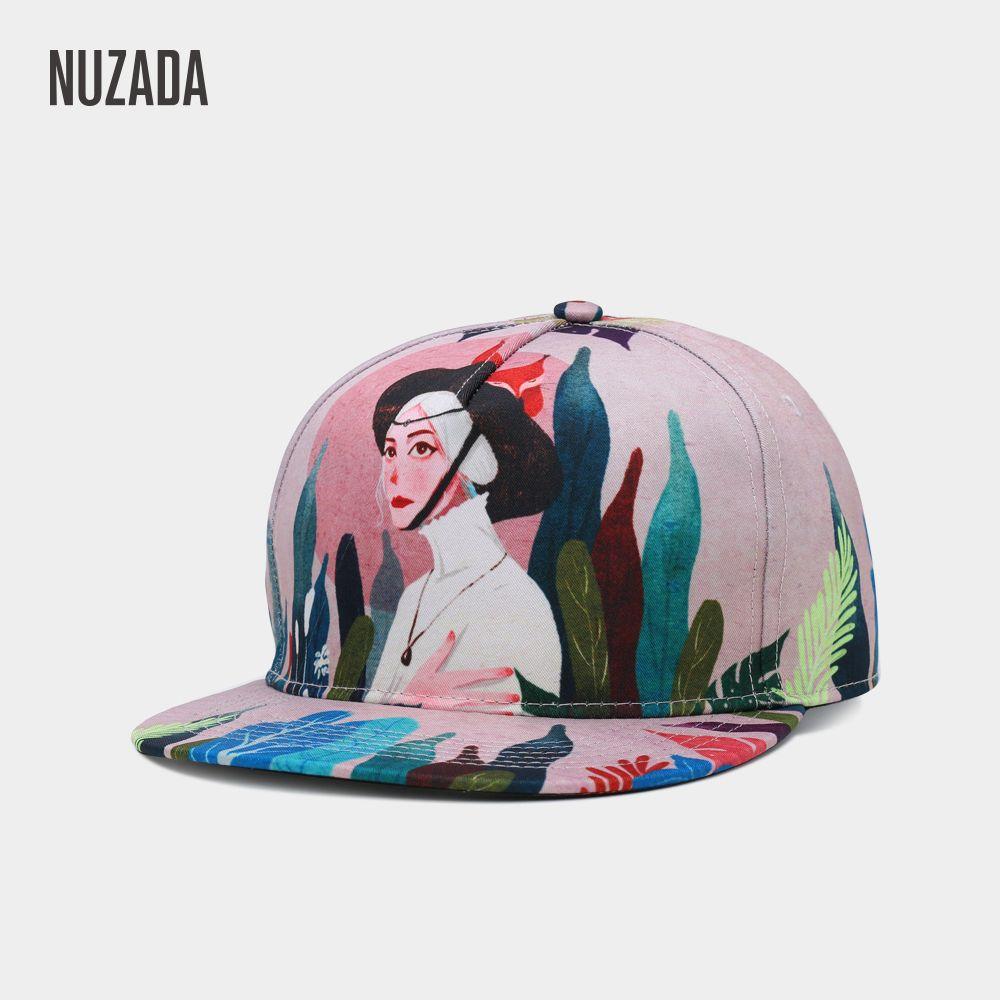 Men Women Couple Hip Hop Cap Unique Design Spring Summer Caps