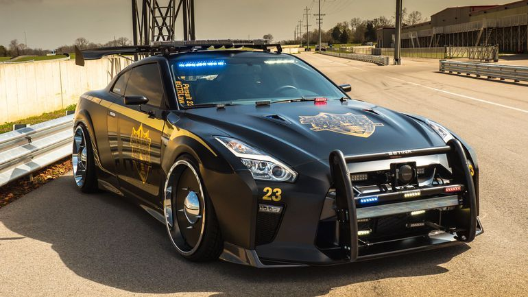 2019 Nissan Gt R Copzilla Performance Cars N Stuff Pinterest
