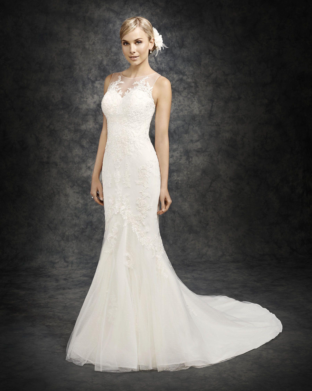 Ella Rosa Style BE307 bridal weddingdress Wedding