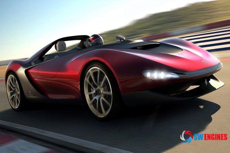 Swengines 2013 Ferrari Sergio Concept Southwest Engines