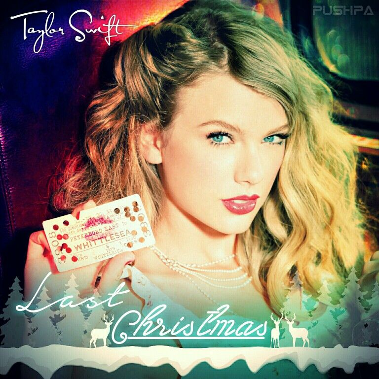 taylor swift last christmas cover made by pushpa - Last Christmas By Taylor Swift