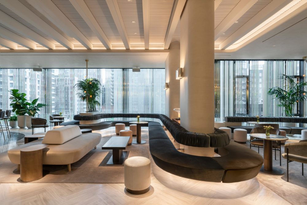 Pin On Contract Interiors Lobby