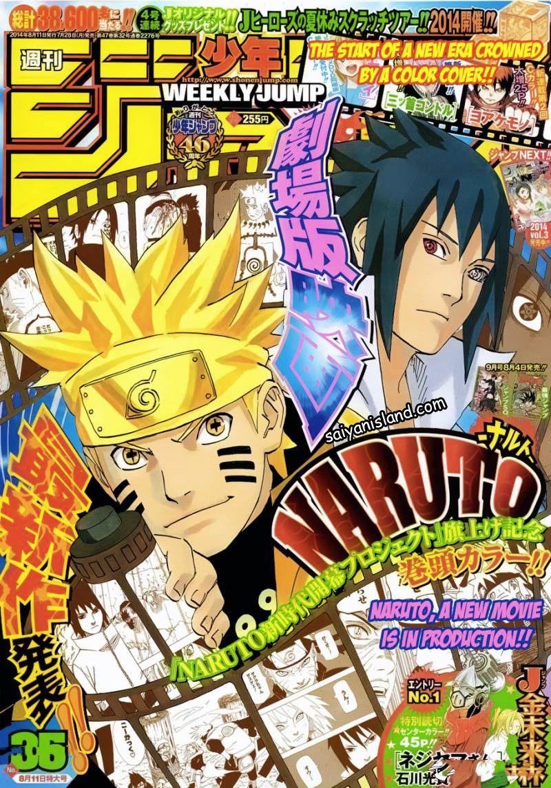 The Last  – Naruto Movie