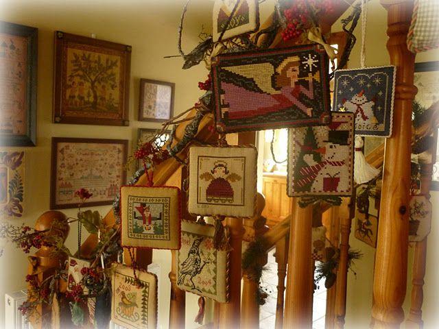 Pin By Kim Law On Stitchy Love Seasons Holidays Months Needlework Christmas Cross Stitch Christmas Cross Stitch