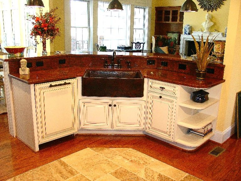 General Marble And Granite Co Kitchens Red Granite Countertops Classic Kitchen Design Granite Countertops Kitchen