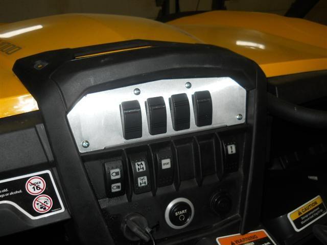 can am maverick fuse block rocker switches dash panel can am rh pinterest com Rally Bombardier Quad 2005 Bombardier Rally 200Cc